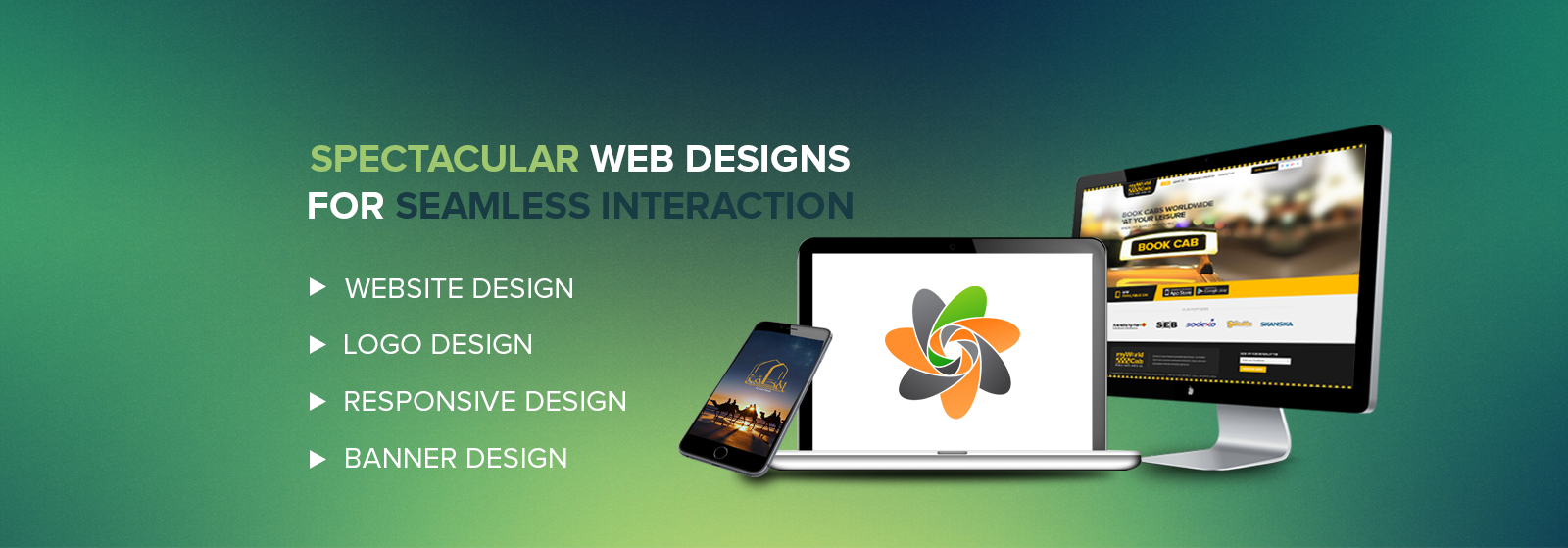 Website Designing in Yusuf Sarai